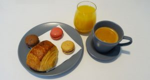 Restauration café gourmand